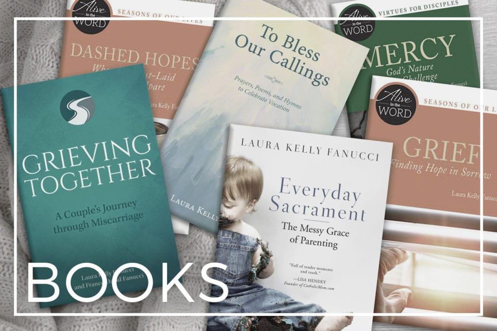 BOOKS | Laura Kelly Fanucci