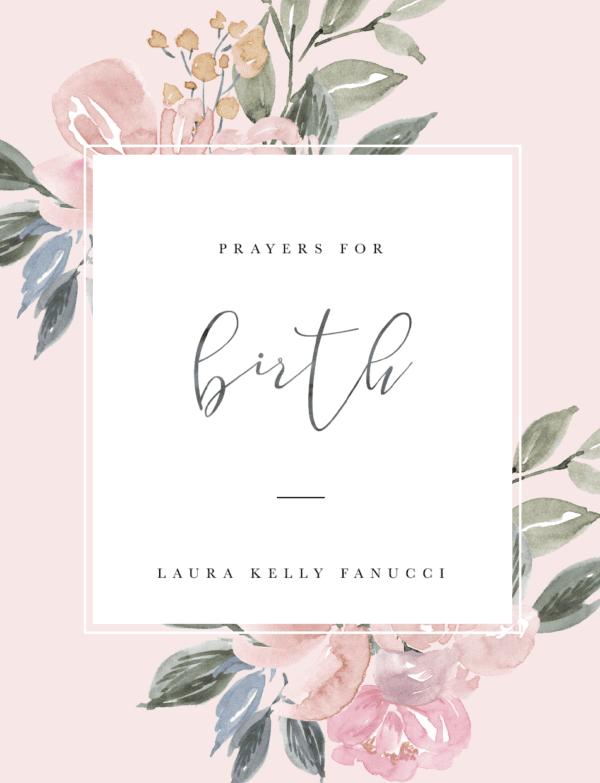 ebook | Prayers for Birth | Laura Kelly Fanucci