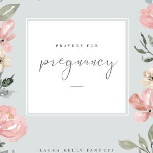 ebook | Prayers for Pregnancy | Laura Kelly Fanucci