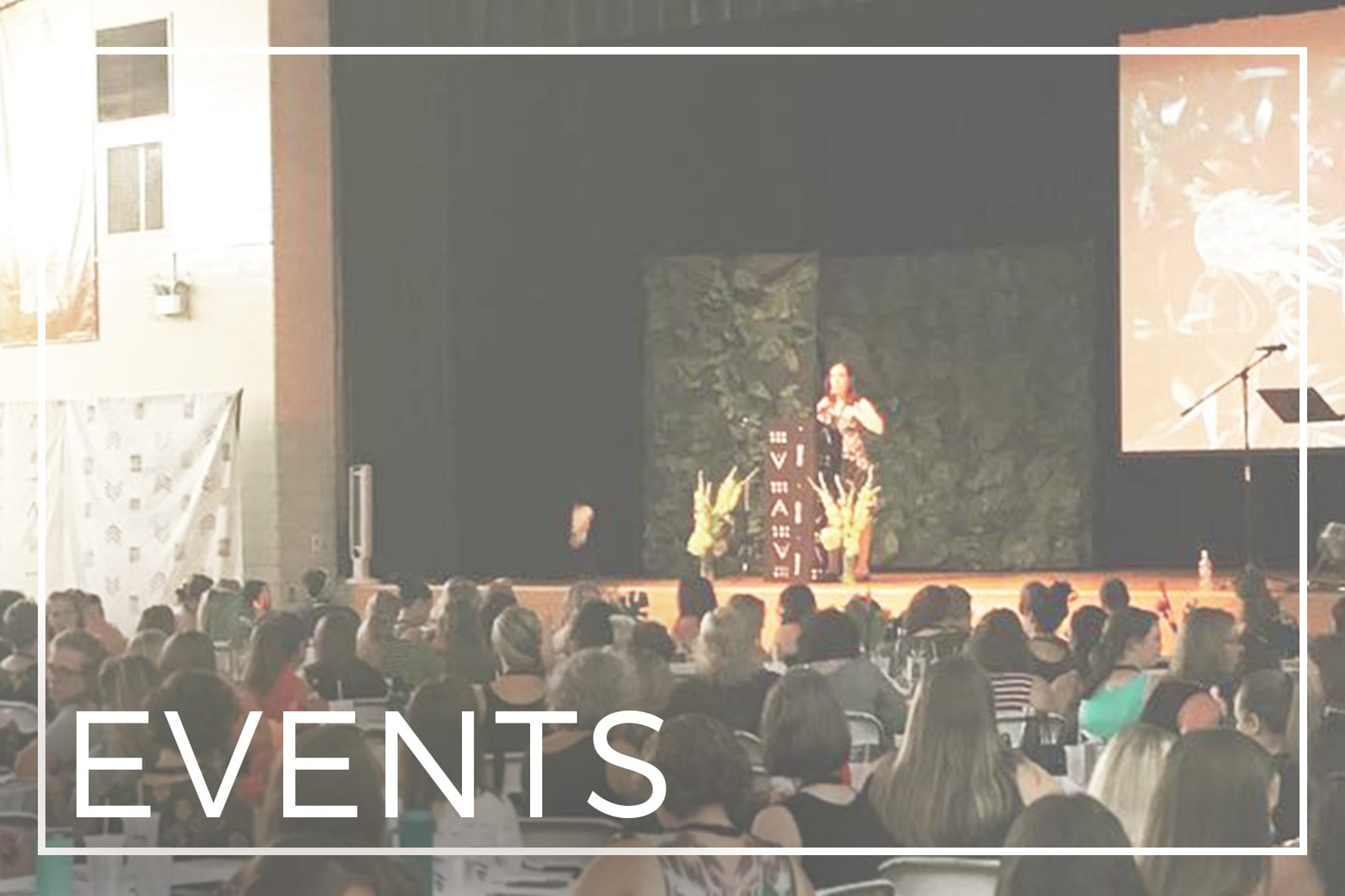 EVENTS | Laura Kelly Fanucci